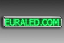 JOURNAL LUMINEUX LED  WIFI - 128 x 16 cm -  EXTERIEUR
