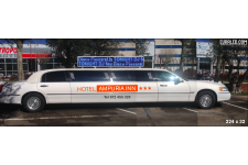 Projet en cours - Limousine